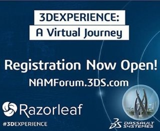 Dassault Systèmes North America for 3DEXPERIENCE: A Virtual Journey.