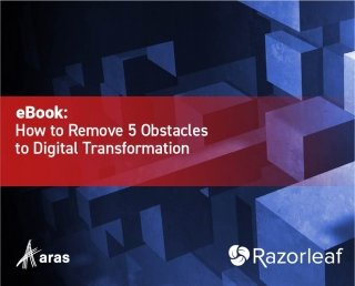 eBook: How to Remove 5 Obstacles to Digital Transformation