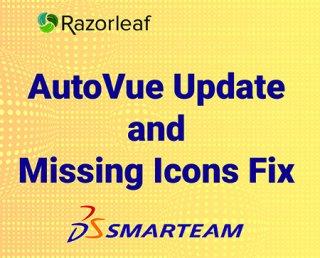 SmarTeam AutoVue Update