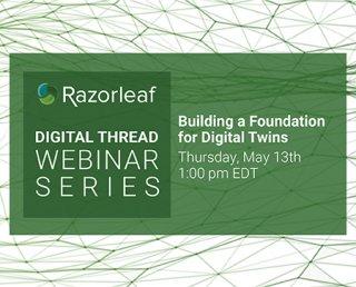 Building a Foundation for Digital Twins