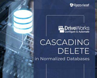 Cascading Delete in Normalized Database